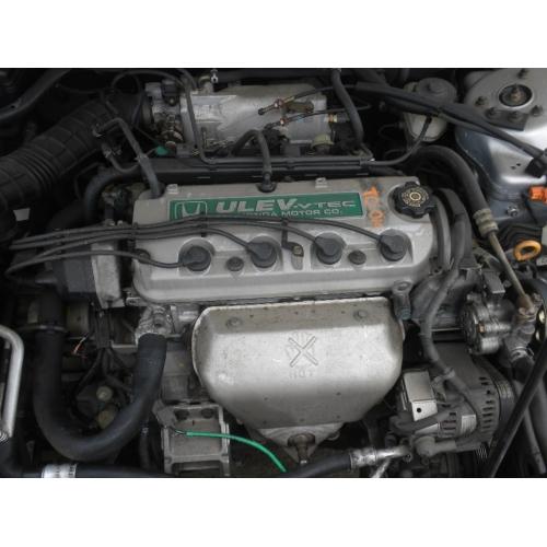 2001 Honda Accord Parts Car Silver With Gray Interior4 Cylinder