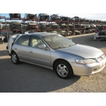 Used 1999 Honda Accord EX Parts Car - Tan with brown interior, 4 cylinder engine, Automatic  transmission*