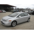 Used 2006 Honda Civic Parts Car - Silver with gray interior, 4 cylinder engine, Automatic transmission*