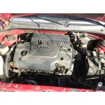 Used 2002 Kia Rio Parts Car - Red with gray interior, 4 cylinder engine, manual transmission*