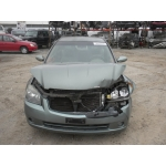 Used 2005 Nissan Altima Parts Car - Teal with tan interior, 4 cyl engine, Automatic transmission*
