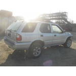 Used 2001 Isuzu Rodeo Parts Car - Silver with gray interior, 6 cylinder engine, automatic transmission*