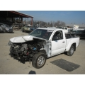 Used 2010 Toyota Tacoma Parts Car - White with gray interior, 6 cyl engine, Automatic transmission*