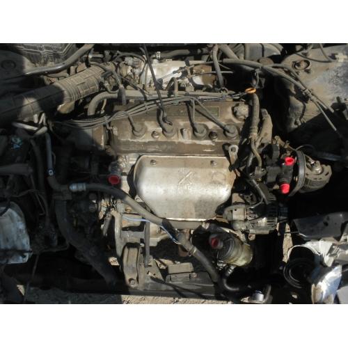 1999 Honda Accord LX Parts Car  Black with gray interior 4