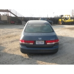 Used 2004 Honda Accord EX Parts Car - Gray with gray interior, 4 cylinder, Automatic transmission*