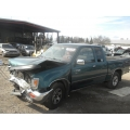 Used 1998 Toyota T100 Parts Car - Green with brown interior, 6 cyl engine, automatic transmission*