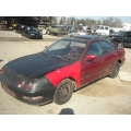 Used 1995 Acura Integra Parts Car - red with black interior, 4 cylinder engine, Automatic transmission*