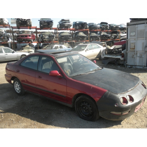 Used Acura Integra Parts Car Red With Black Interior - Used acura integra parts