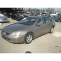 Used 2004 Honda Accord EX Parts Car - Gold with tan interior, 4 cylinder, Automatic transmission**