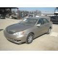 Used 2002 Toyota Camry Parts Car - Gold with tan interior, 4 cylinder engine, automatic transmission*