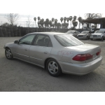 Used 1998 Honda Accord  Parts Car - tan with tan interior, 4 cylinder engine, Automatic  transmission**