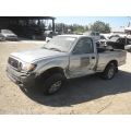 Used 2002 Toyota Tacoma Parts Car - Silver with gray interior, 4 cyl engine, Automatic transmission*