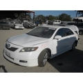 Used 2007 Toyota Camry Parts Car - White with black interior, 4 cylinder engine, Automatic transmission*