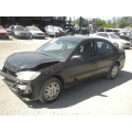 Used 2004 Honda Civic EX Parts Car - Black with gray interior, 4 cylinder engine, Automatic transmission**