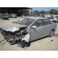 Used 2011 Toyota Corolla Parts Car - Silver with gray interior, 4 cylinder engine, Automatic transmission*