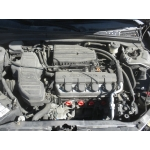 Used 2005 Honda Civic DX Parts Car - Gray with gray interior, 4 cylinder engine, Automatic transmission**