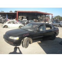 Used 1995 Honda Accord EX Parts Car - Black with tan interior, 4 cylinder engine, automatic transmission*