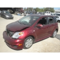 Used 2006 Scion XA Parts Car - Maroon with black interior, 4 cylinder engine, automatic transmission