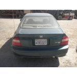 Used 1994 Honda Accord LX Parts Car - Green with tan interior, 4 cylinder engine, automatic transmission*