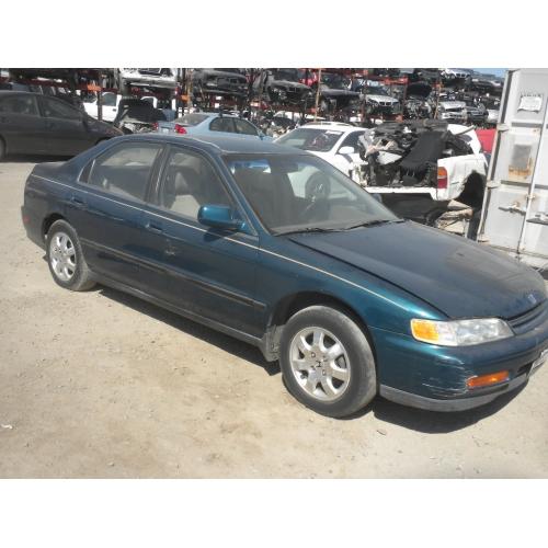 Used 1994 Honda Accord Lx Parts Car Green With Tan