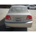 Used 2006 Honda Civic MX Parts Car - Brown with tan interior, 4 cylinder engine, Automatic transmission*