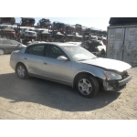 Used 2002 Nissan Altima Parts Car - Silver with gray interior, 4 cyl engine, Automatic transmission*