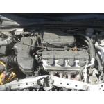Used 2004 Honda Civic DX Parts Car - Silver with black interior, 4 cylinder engine, Manual transmission*