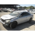 Used 2004 Honda Civic DX Parts Car - Silver with black interior, 4 cylinder engine, Manual transmission*