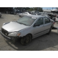 Used 2007 Toyota Corolla Parts Car - Gray with gray interior, 4 cylinder engine, Automatic transmission*