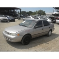 Used 2000 Toyota Corolla Parts Car - Burgundy with gray interior, 4 cylinder engine, Automatic transmission*
