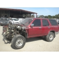 Used 1994 Toyota 4Runner Parts Car - Red with brown interior, 6 cyl engine, Automatic transmission*