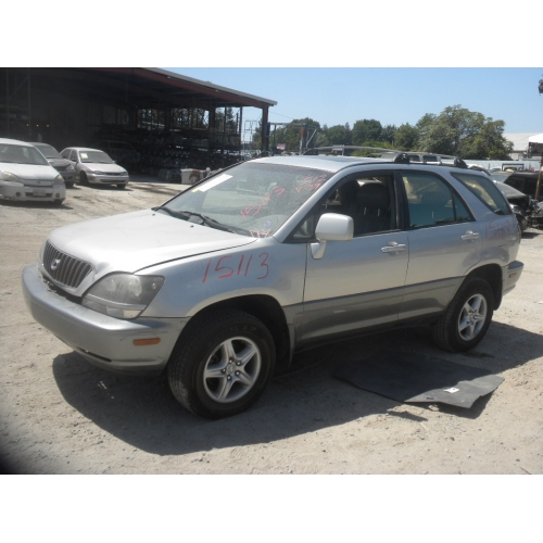 Used 1999 Lexus RX300 Parts Car - Silver with gray interior, 6 ...