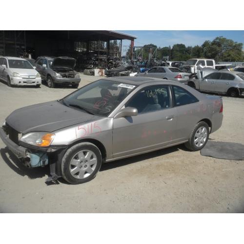 2002 honda civic manual transmission