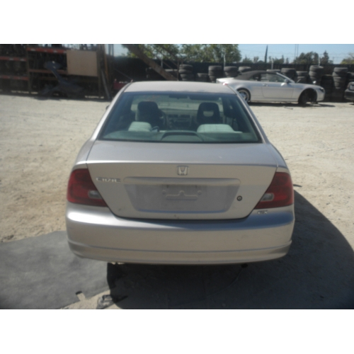 2002 honda civic manual transmission