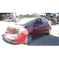 Used 2006 Toyota Prius Parts Car - Burgundy with gray interior, 4 cylinder engine, Automatic transmission