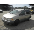 Used 2002 Toyota Sienna Parts Car - Brown with brown interior, 6 cylinder engine, Automatic transmission*