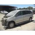 Used 2005 Toyota Sienna Parts Car - Gray with gray interior, 6 cylinder engine, Automatic transmission*