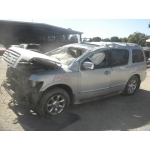 Used 2004 Infinity QX56 Parts Car -Silver with tan interior, 8 cylinder, Automatic transmission*