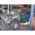 Used 2004 Nissan Frontier Parts Car - Blue with blue interior, 4 cyl engine, Automatic transmission*