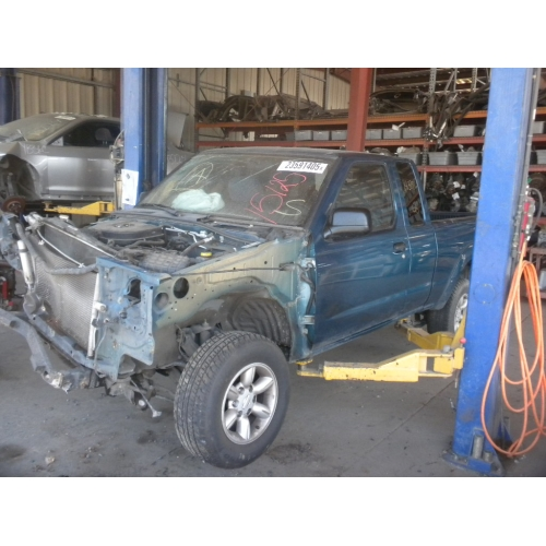 Used 2004 Nissan Frontier Parts Car   Blue With Blue Interior, 4 Cyl  Engine, Automatic Transmission*