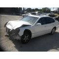 Used 1999 Lexus GS300 Parts Car - White with Gray interior, 6 cylinder engine, Automatic transmission*