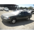 Used 1999 Toyota Camry Parts Car - Green with tan interior, 4 cylinder engine, Automatic transmission**