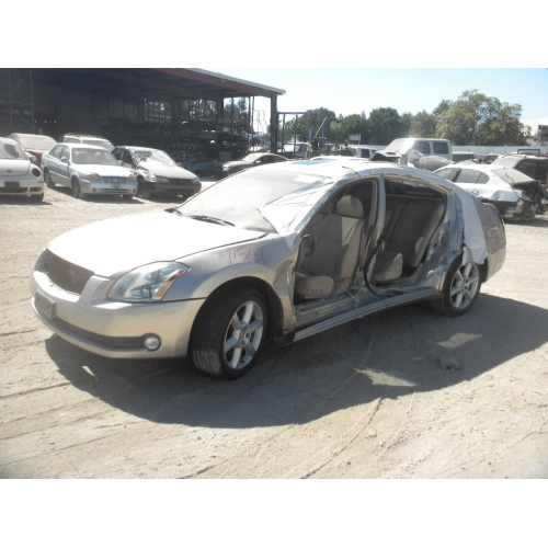 Used 2006 Nissan Maxima Parts Car   Gold With Tan Interior, 6 Cyl Engine,  Automatic Transmission*