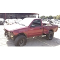 Used 1997 Toyota Tacoma Parts Car - Burgundy with gray interior, 4 cyl engine, manual transmission***