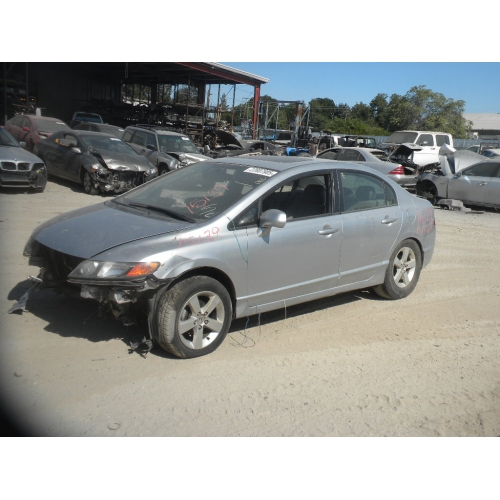 Used 2007 Honda Civic EX Parts Car   Silver With Gray Interior, 4 Cylinder  Engine, Automatic Transmission***