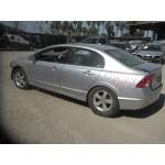 Used 2007 Honda Civic EX Parts Car - Silver with gray interior, 4 cylinder engine, Automatic transmission***