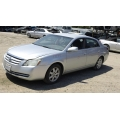 Used 2006 Toyota Avalon XL Parts Car - Silver with Gray interior, 6 cylinder engine, automatic transmission*