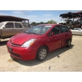 Used 2009 Toyota Prius Parts Car - Red with gray interior, 4 cylinder engine, Automatic transmission***