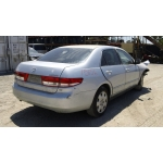 Used 2003 Honda Accord Parts Car - Silver with black interior, 6 cylinder, automatic transmission