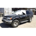Used 2002 Toyota 4Runner Parts Car - Black with Brown interior, 6 cyl engine, Automatic transmission**